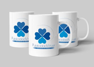Mug Logo Personalizado
