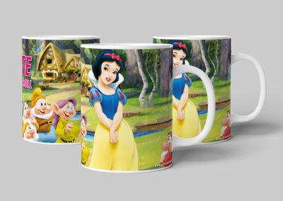 Mug Blancanieves