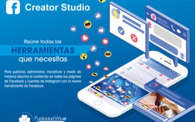 ¡Creator Studio! Aprende a utilizarlo